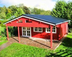 Zahradny domcek zahradna chatka