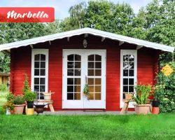 Zahradný domček záhradná chatka