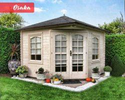 Zahradny domcek OSAKA 8