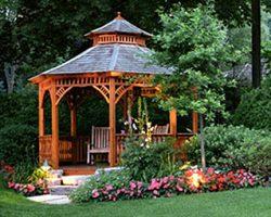 Záhradné altánky